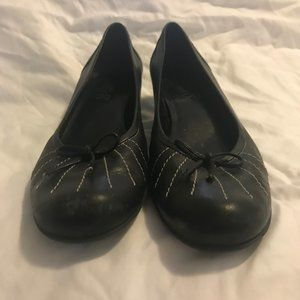 """Franco Sarto ballet-style shoes with 2"""" heels"""